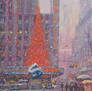 Radio City Winter