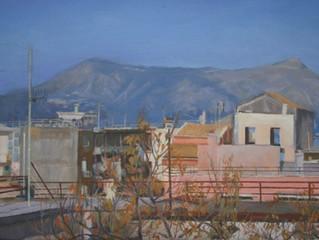 artkudos international juried art competition and exhibition/ Merit Award Spyros Kolyvas
