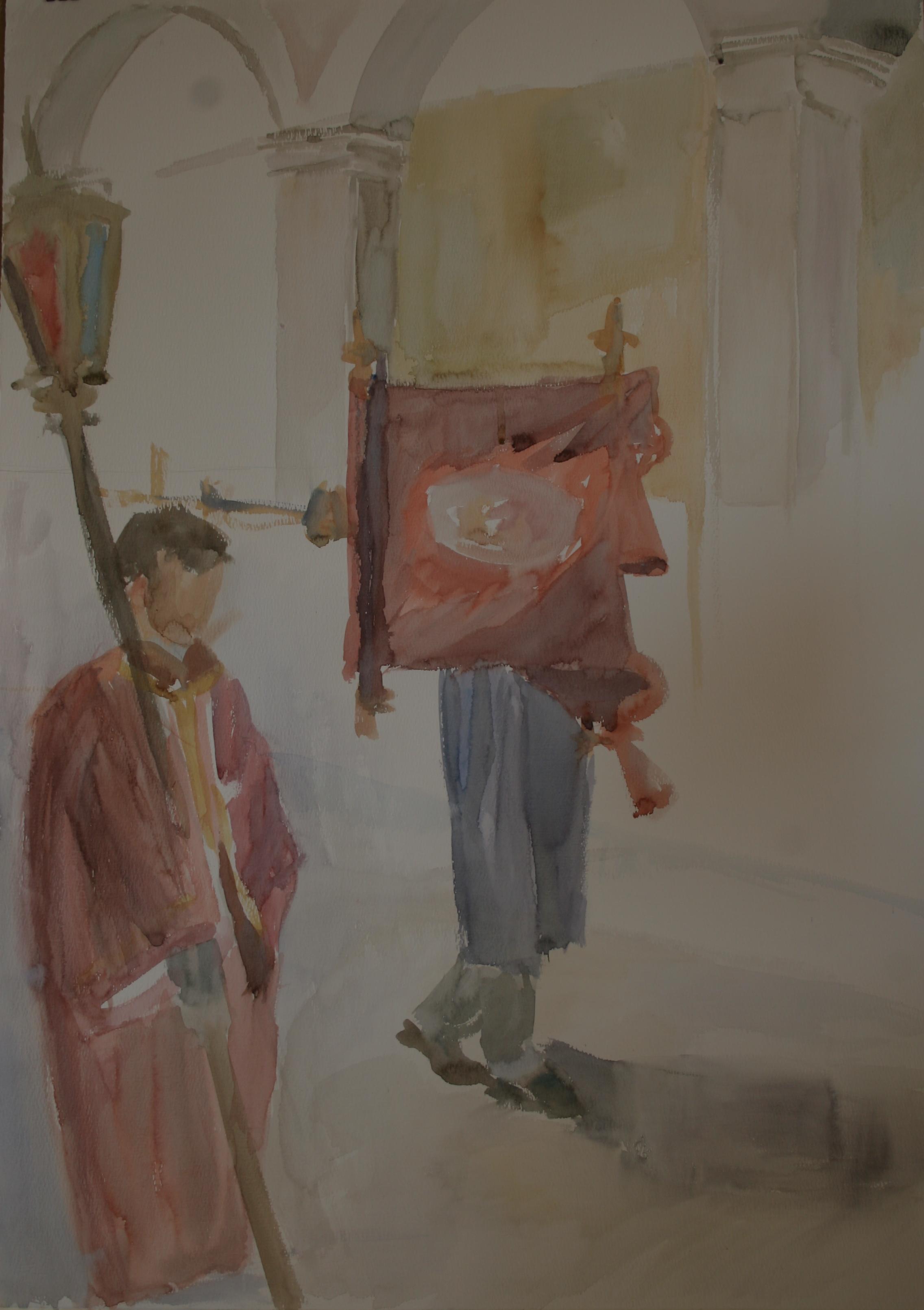 Kolyvas_2013_watercolor_70cm x 100cm_litany.JPG