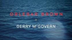 Orlebar Brown and Gerry McGovern