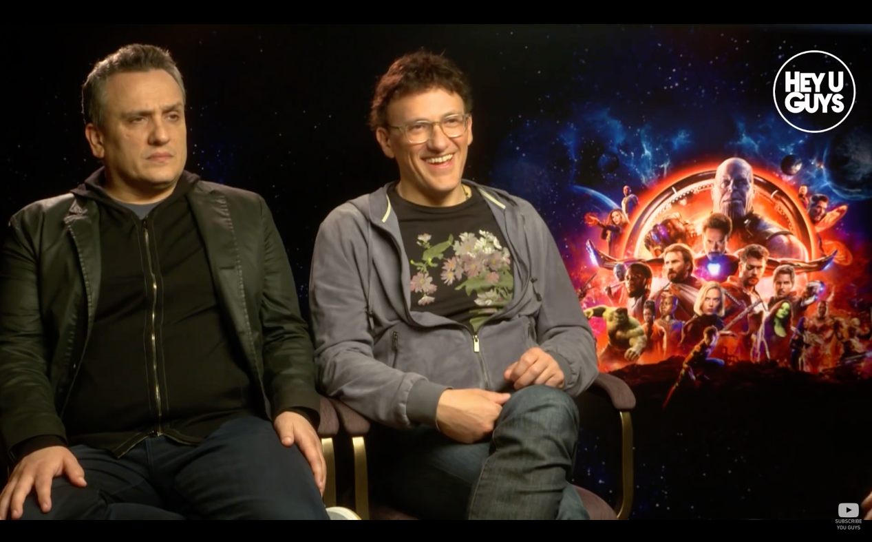 Avengers: Infinity War - PMA