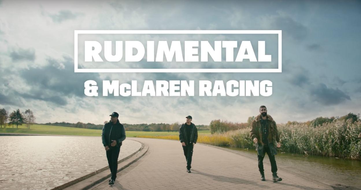 Vuse - Rudimental & McLaren Racing