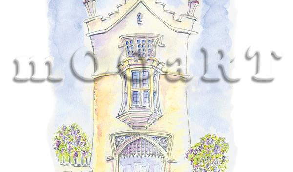 Sidney Sussex College Cambridge