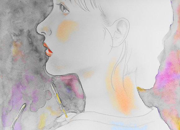 『想い』井上郁夫:作