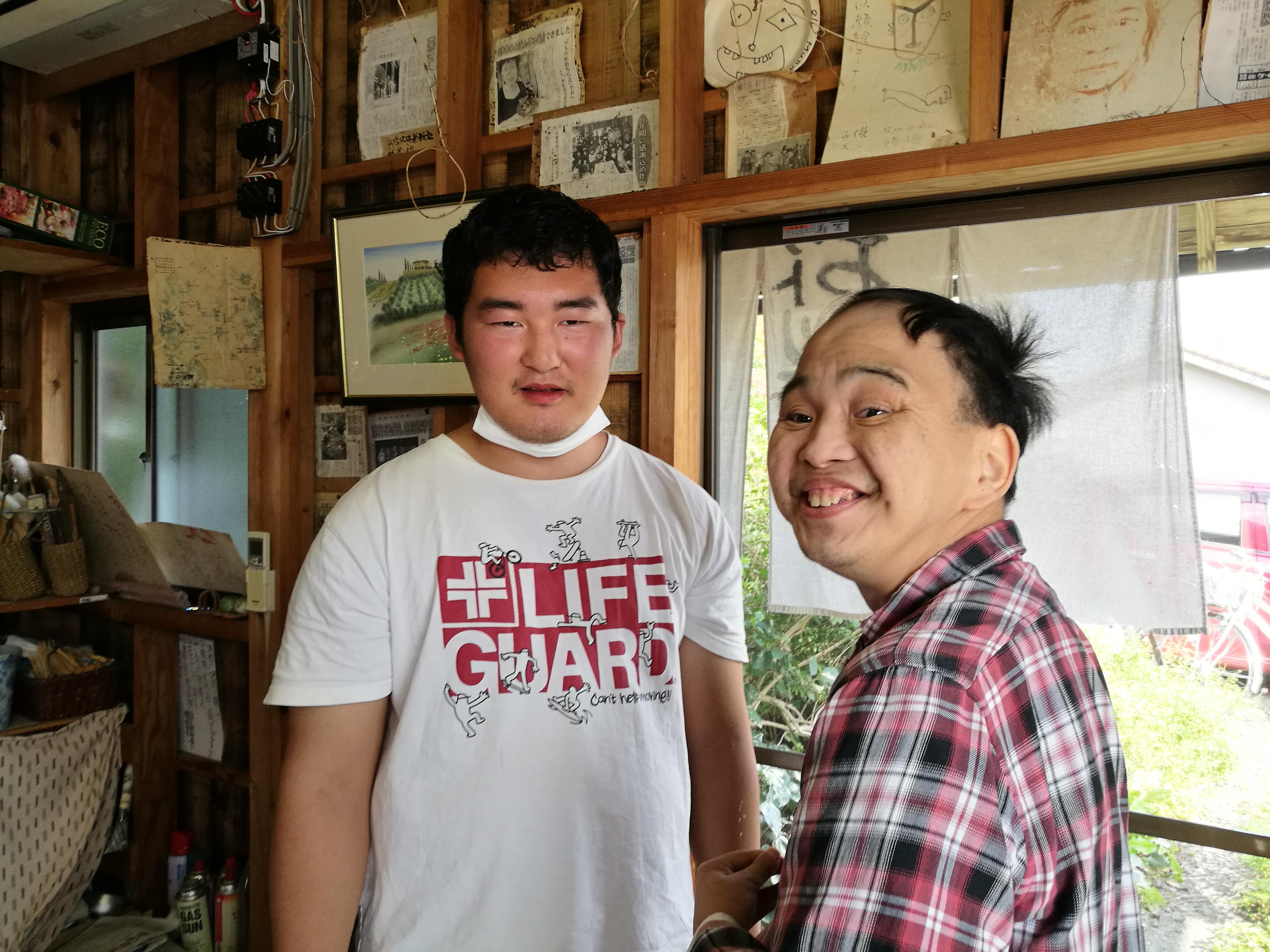 rintaro&hiroshi