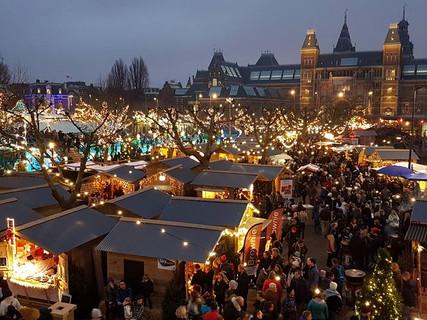 Ice Village Amsterdam