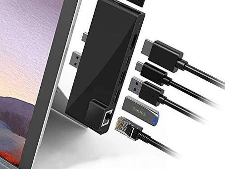 Fonctionnement d'un Hub USB.