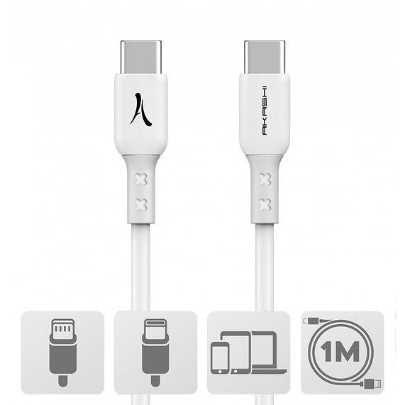 Câble USB-C vers USB-C Noir