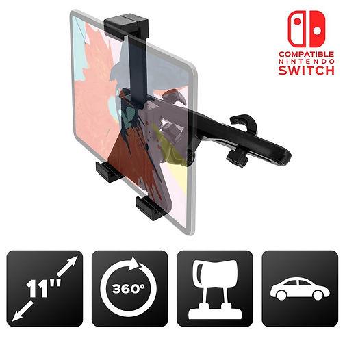 "Support voiture ""Nintendo Switch"""