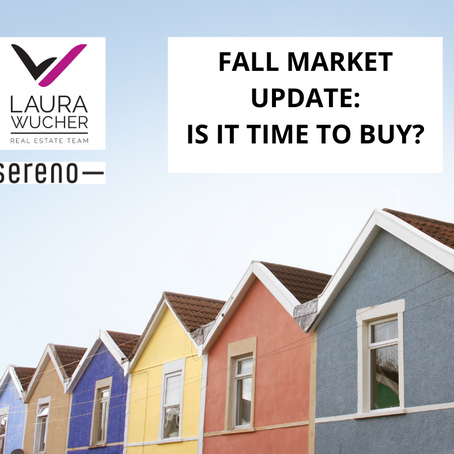 Why This Fall May Be a Big Opportunity for Buyers!