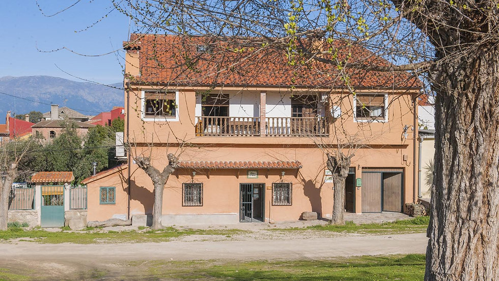 Casa Rural La Molineta turismo Sierra de