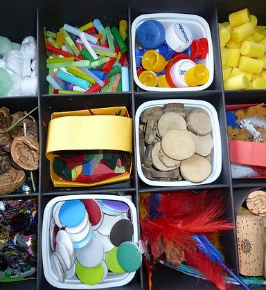Malatelier und Kreativwerkstatt für Kinder in Horgen