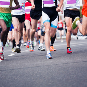 Run Your Healthiest Marathon: Part 1
