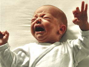 Is Colic really the problem? No, it's is a symptom.