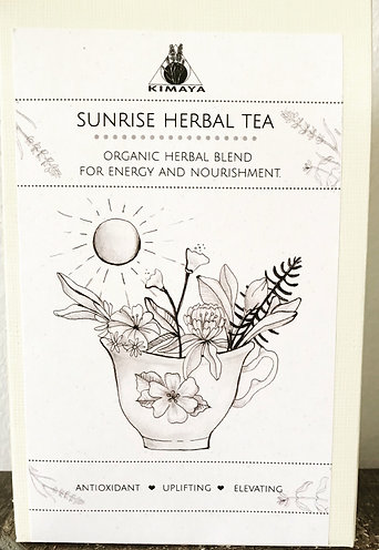 Sunrise Herbal Infusion