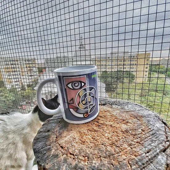 Chokurei &wisecats Mug ( g )