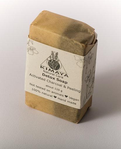 Detox Soap - Activated Charcoal