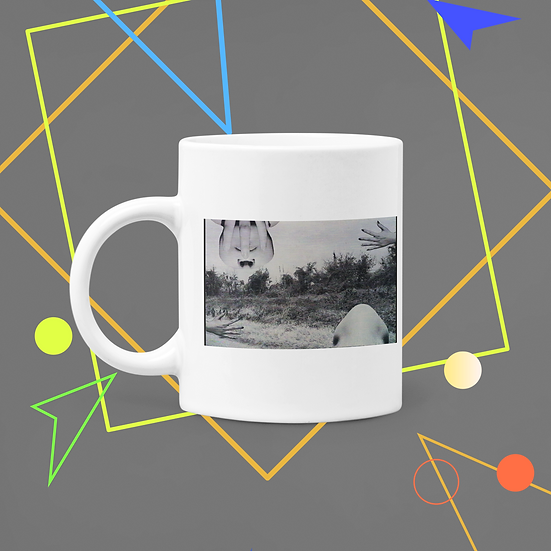 Human Glitch Mug