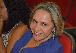Foto da ProfaMeAlessandra Ferro Salazar Caro