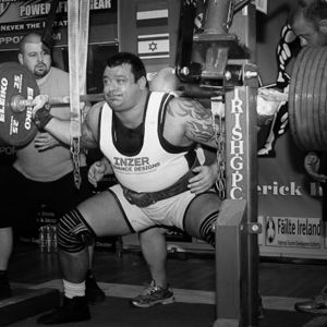 Graham Mattison - Champion Powerlifter and Trainer at Alliance Boxing Club