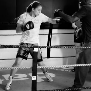 Sam Smith - Professional Boxer and Alliance Boxing Club Leeds Owner