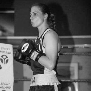 Sam Smith - British Professional Female Boxer