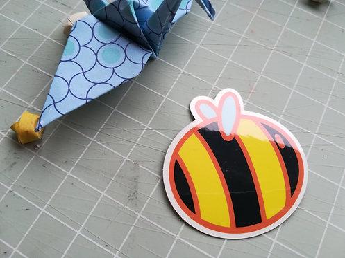 Bee??? Sticker