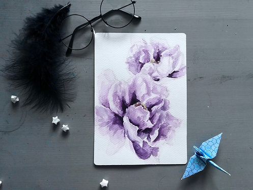 Flower Original Painting