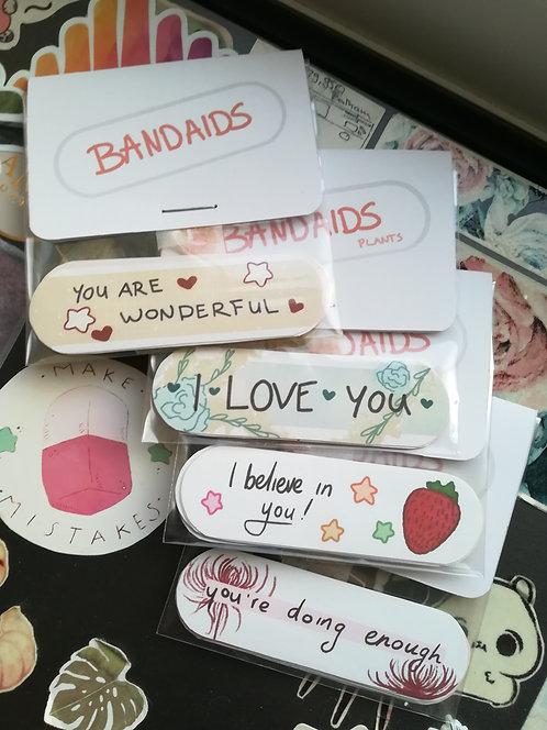 Bandaid Sticker Pack