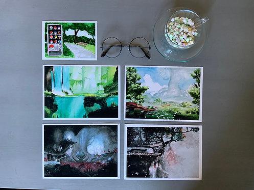 Fanart Landscapes