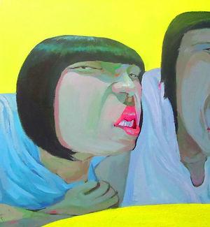 1 ,2012,80*80cm,acrylic paint.jpg