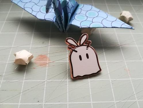 Bee Ghost Pin