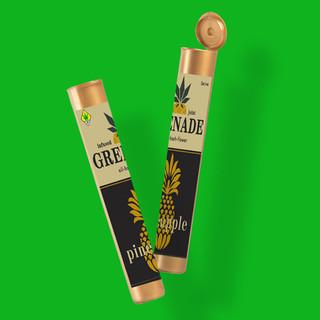 packaging design cannabis
