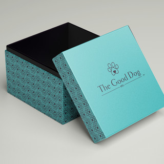 box package design