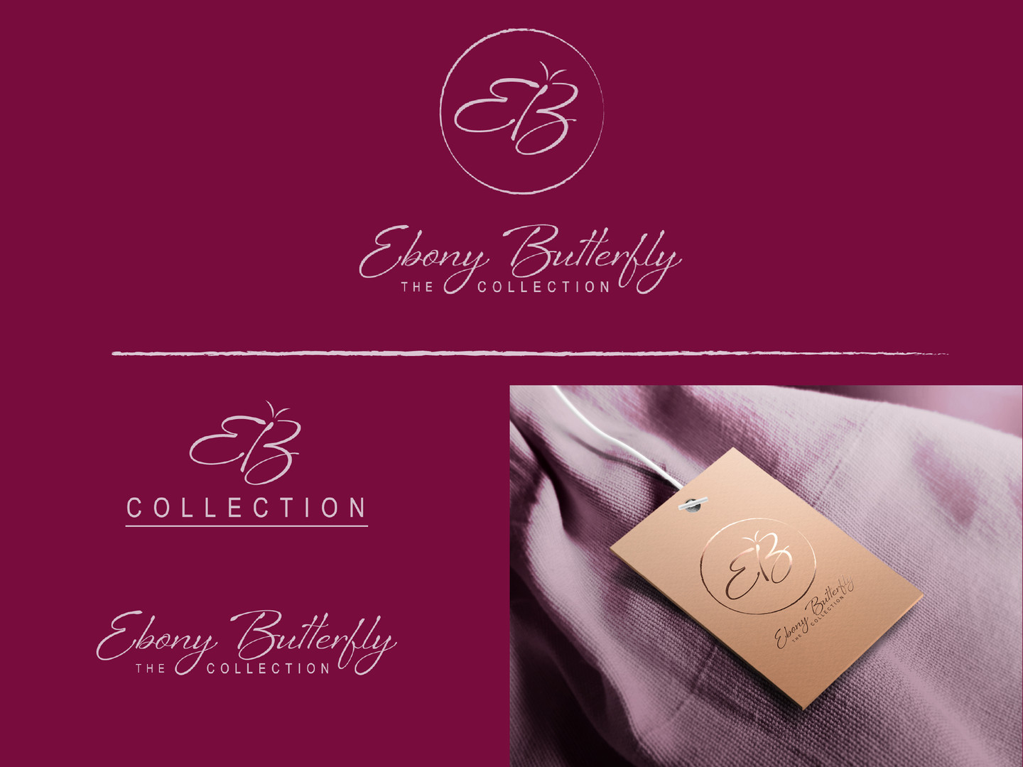 Ebony Butterfly Collection