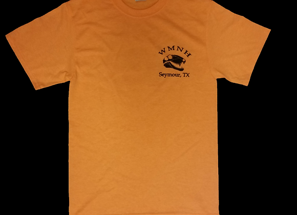 YOUTH - Orange Dimetrodon Shirt