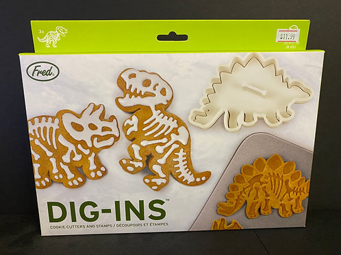 DIG - INS / Cookie Cutters And Stamps