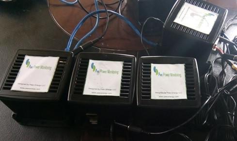 Remote Energy Monitors