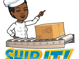 Chef Deena ships Alkaline Meals!