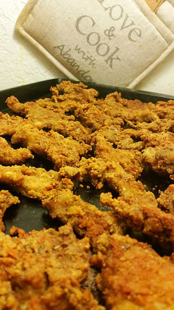 Chicken Fried Mushrooms