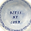 Thumbnail: Blue and Natural Glazed Water Font and Bowl
