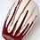 Thumbnail: Brick Red Layered Hand Warmer Mug