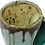 Thumbnail: Smooth Green and Chocolate Hand Warmer Mug