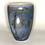 Thumbnail: Blue and Gold Shimmering Hand-Warming Coffee Mug