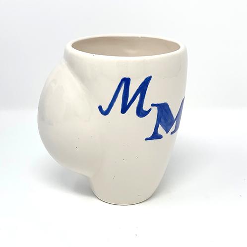 Personalized Monogram Hand Warmer Mug