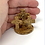 Thumbnail: Mini Calvary Crosses - Warm Oak