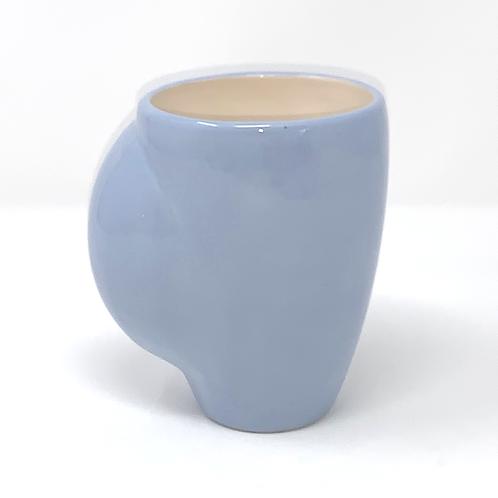 Periwinkle Hand Warmer Mug