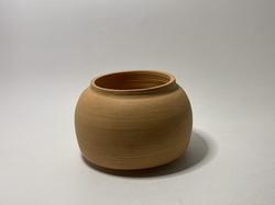 Simple Terra Cotta Bowl