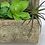 Thumbnail: Mottled Green and Brown Wall Planter