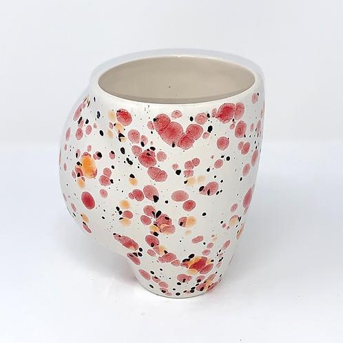 Poppy Fields Hand Warmer Mug